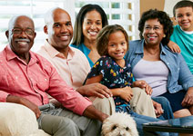 Integrated medical approach ideally suited to meet the health care needs of you and each generation of your family.